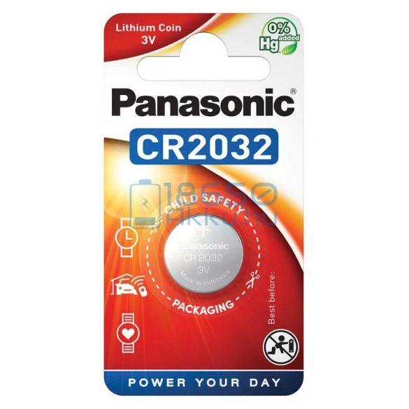 Panasonic CR2032 Lítium Gombelem