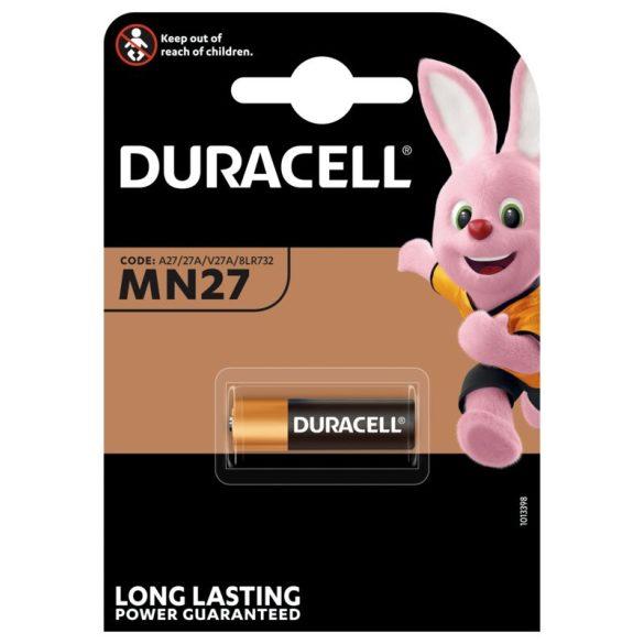 Duracell 27A / MN27 12V Alkáli Elem