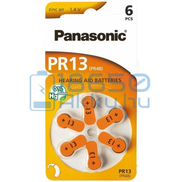 Panasonic 13 / PR48 Hallókészülék Elem