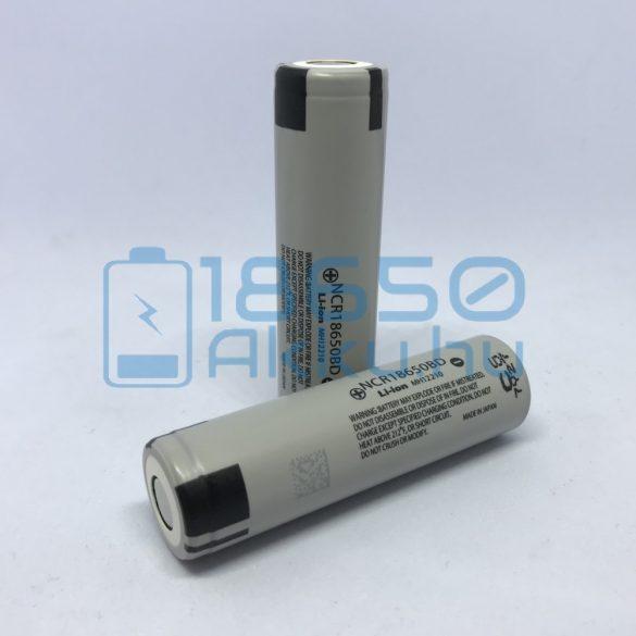 Panasonic BD -Panasonic NCR18650BD