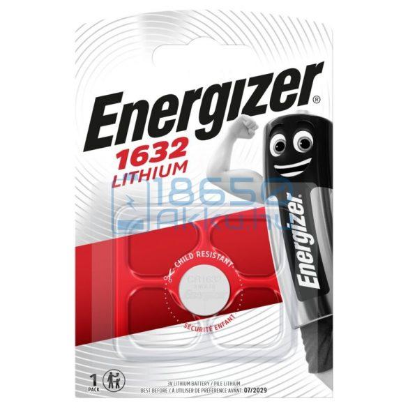 Energizer CR1632 Lítium Gombelem