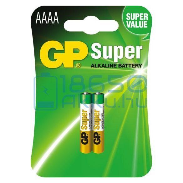 GP 25A / AAAA / LR61 Alkáli Elem
