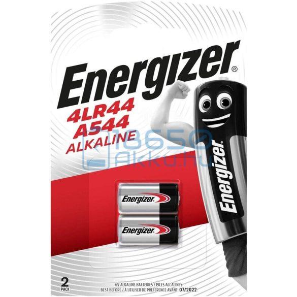 Energizer 4LR44 / A544 6V Alkáli Elem (2db)