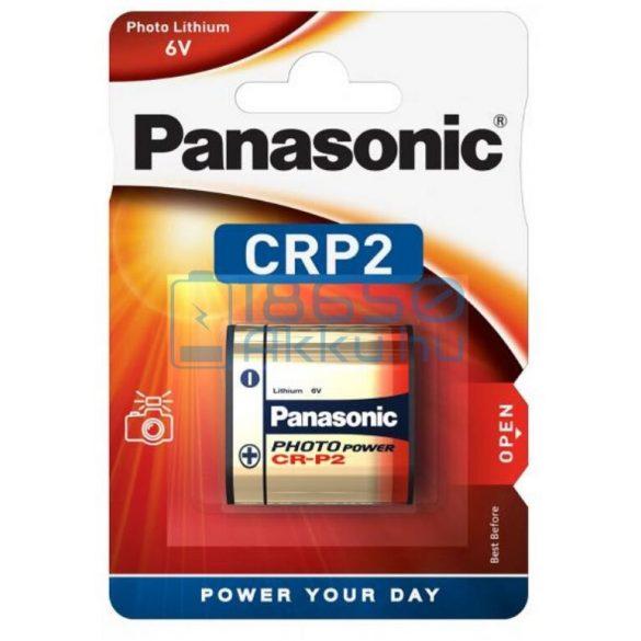 Panasonic CRP2 6V Lítium Elem