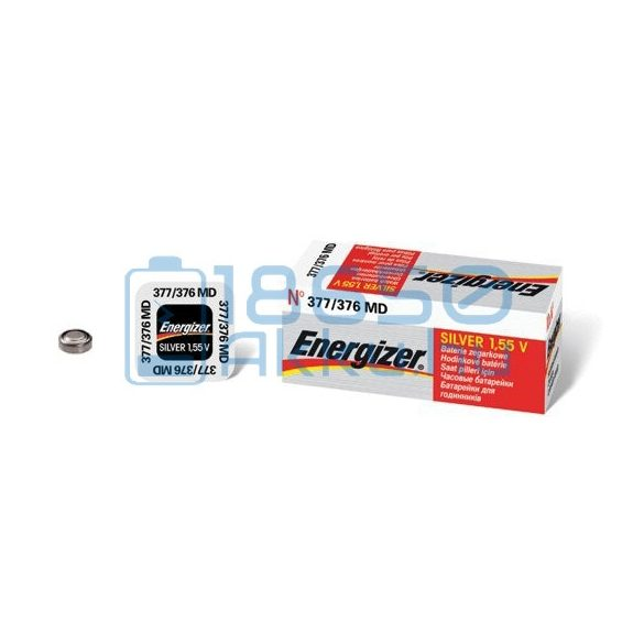 Energizer 376/377 Ezüst-Oxid Gombelem