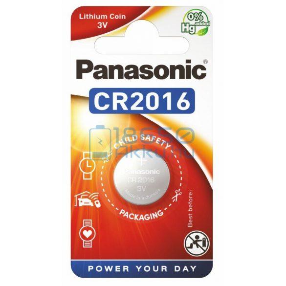 Panasonic CR2016 Lítium Gombelem
