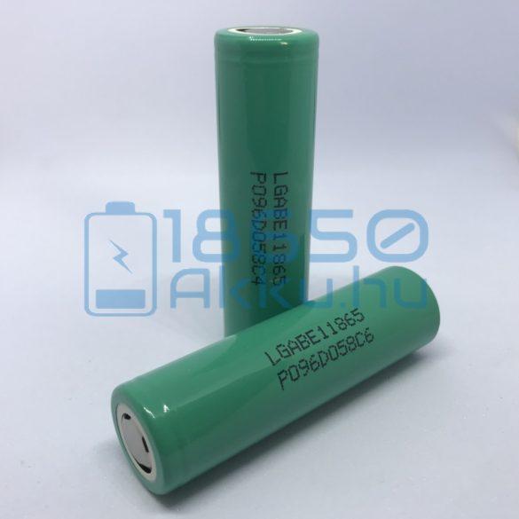 LG E1 - LG ICR18650-E1 - LGABE11865