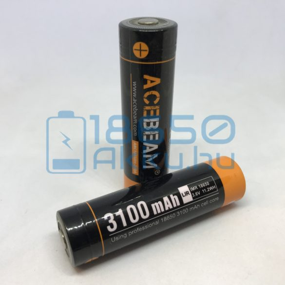 Acebeam ARC18650H-310A 3100mAh 20A