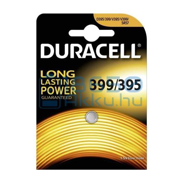 Duracell 395/399 / SR57 Ezüst-Oxid Gombelem