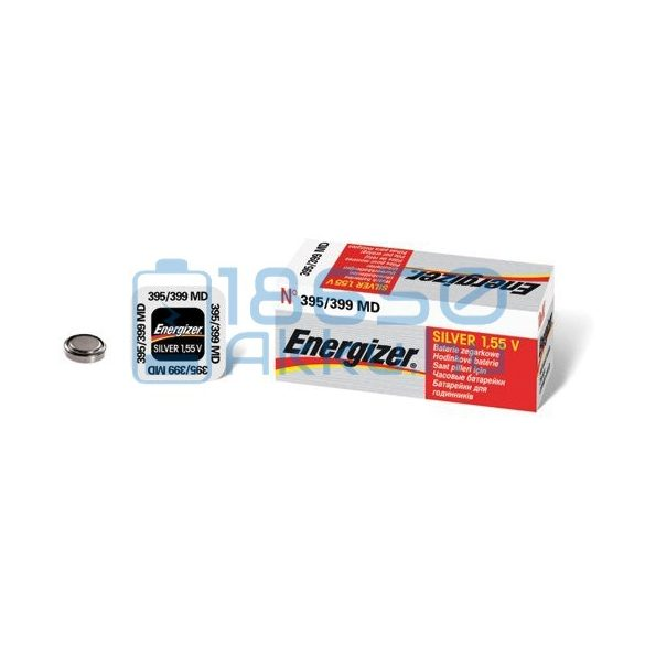 Energizer 395/399 Ezüst-Oxid Gombelem