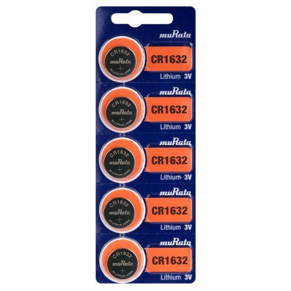 Murata CR1632 Lítium Gombelem