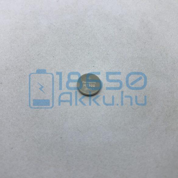 Panasonic MT920 Újratölthető Gombelem Akkumulátor