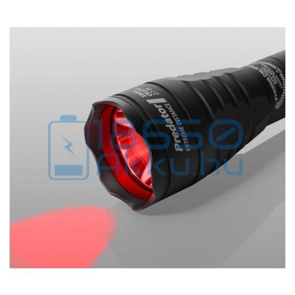 Armytek Predator v3 Red Taktikai lámpa
