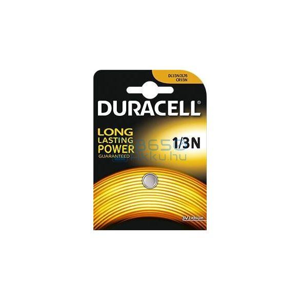Duracell CR1/3N Lítium Gombelem