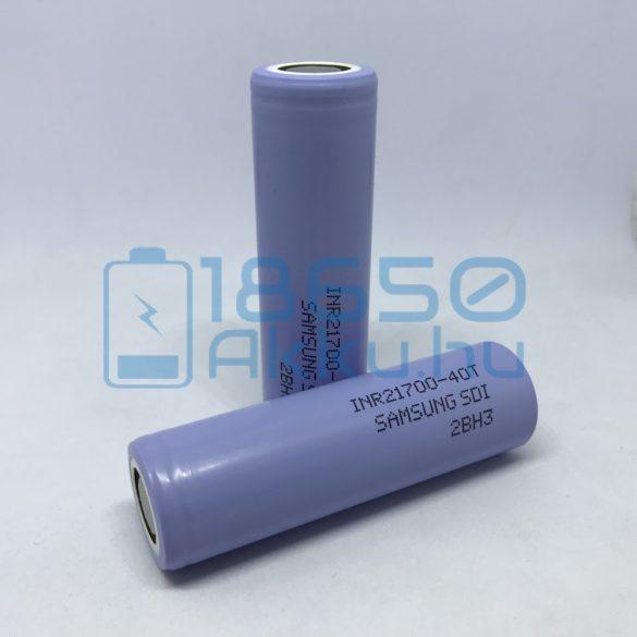 Samsung INR21700-40T 4000mAh 35A