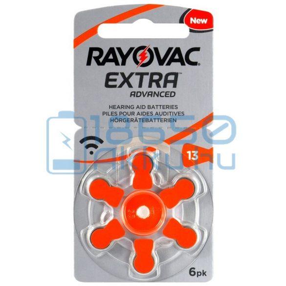 Rayovac Extra Advanced 13 Hallókészülék Elem