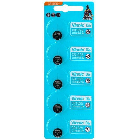 Vinnic CR1025 Lítium Gombelem