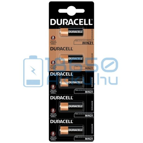 Duracell 23A / MN21 12V Alkáli Elem