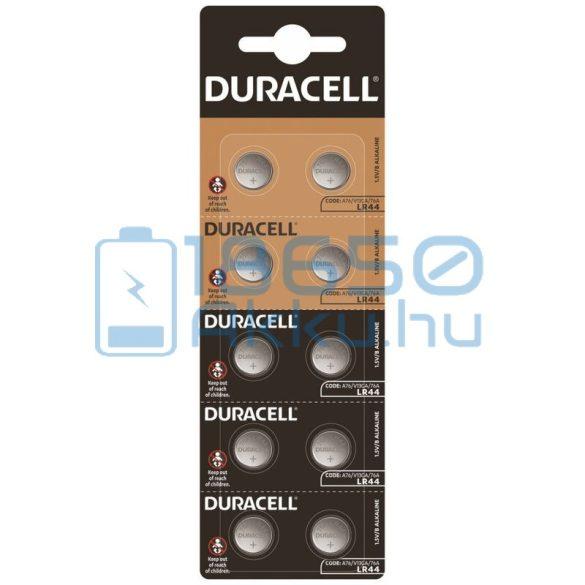 Duracell AG13 / LR44 Alkáli Gombelem