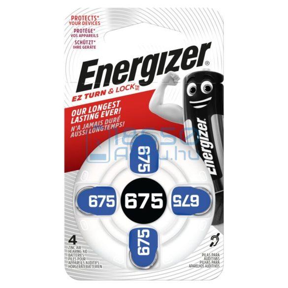 Energizer 675 Hallókészülék Elem