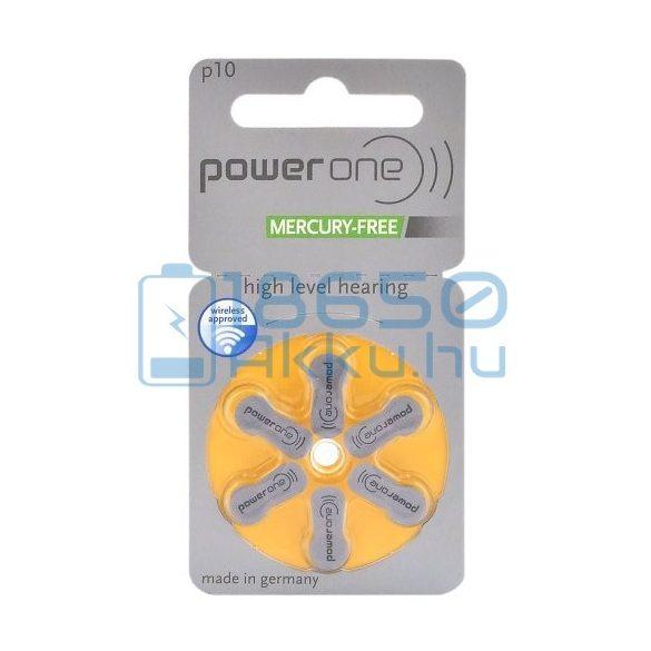 Varta Power One 10 Hallókészülék Elem