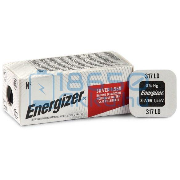 Energizer 317 Ezüst-Oxid Gombelem