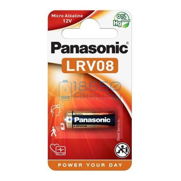 Panasonic 23A / LRV08 12V Alkáli Elem