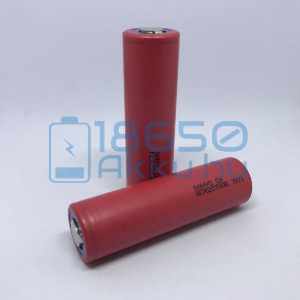Sanyo NCR20700B 4250mAh 20A Akkumulátor