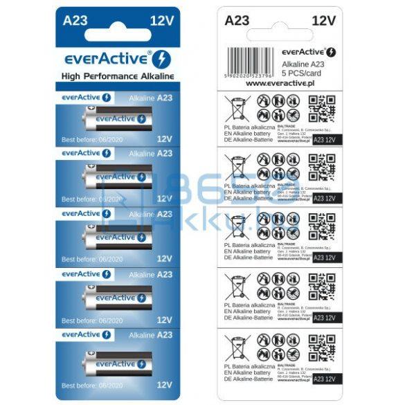 EverActive 23A 12V Alkáli Elem