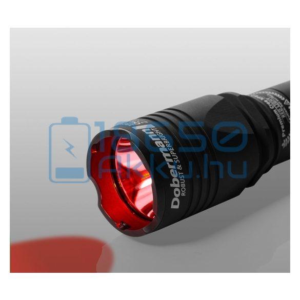 Armytek Dobermann Red Taktikai lámpa