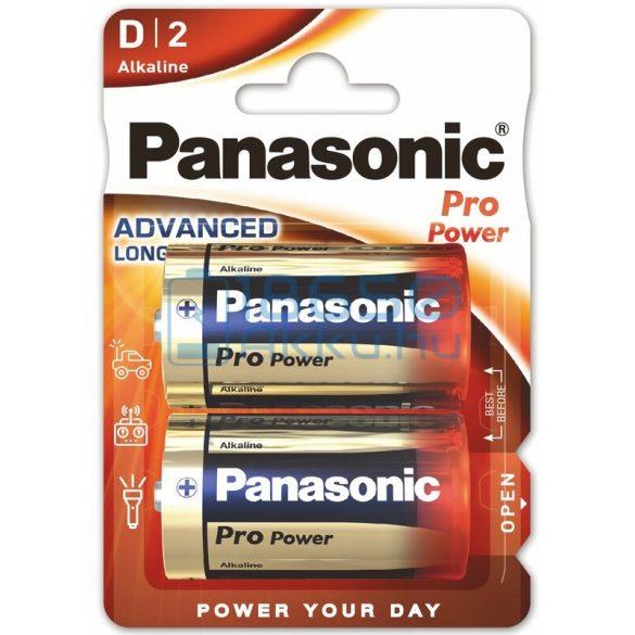 Panasonic Pro Power Alkáli Tartós (D / LR20) Góliát Elem (2db)