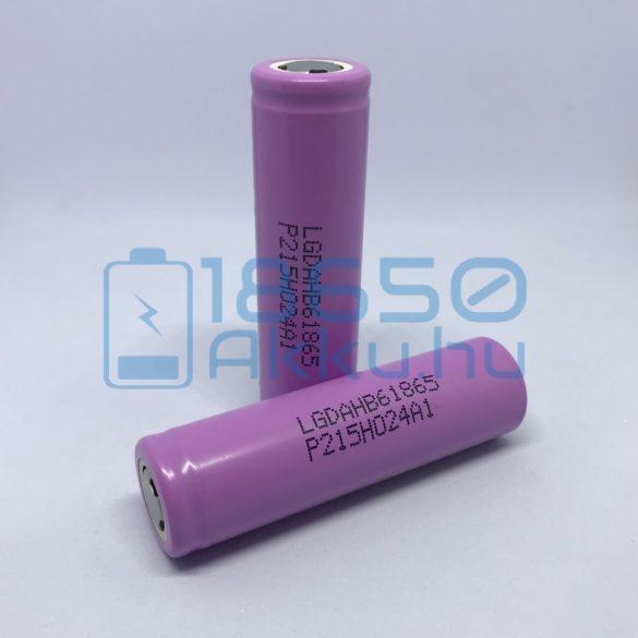 LG HB6 - LG ICR18650-HB6 - LGDAHB61865