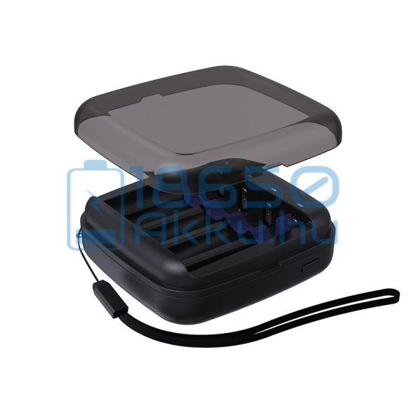 XTAR BC4 1,2V/1,5V Akkumulátor Töltő és Powerbank