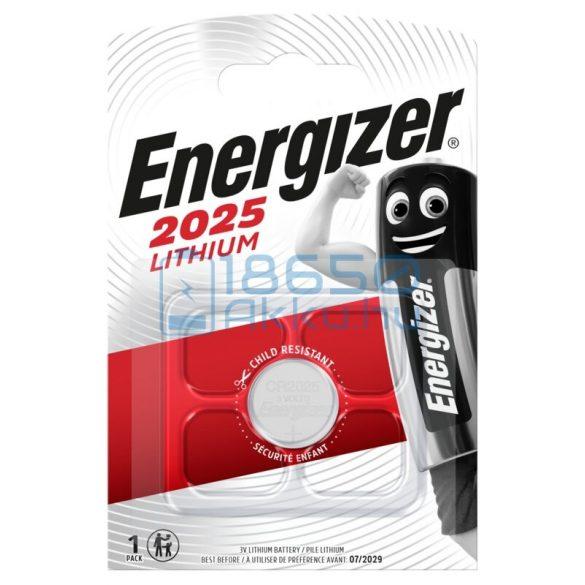 Energizer CR2025 Lítium Gombelem