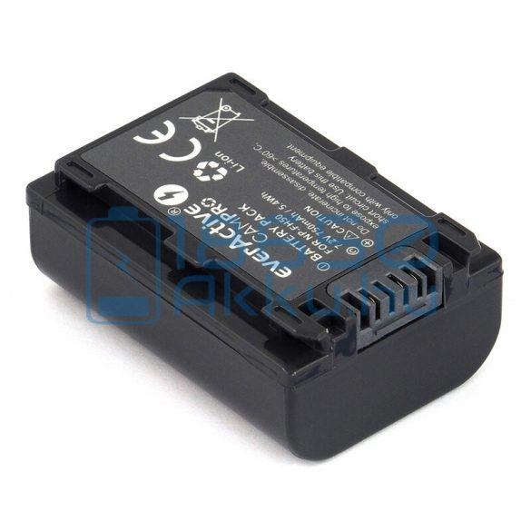 EverActive CamPro (Sony NP-FH50) Fényképezőgép Akkumulátor (EVB003)