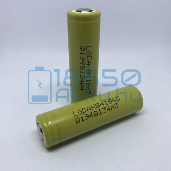 LG HB4 - LG ICR18650-HB4 - LGDAHB41865
