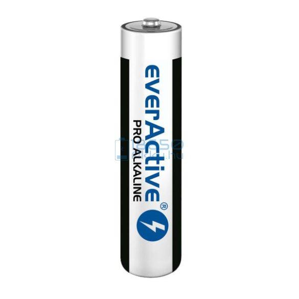 EverActive Pro Alkáli Tartós (AAA / LR03) Mikro Elem (4db) (fóliás)