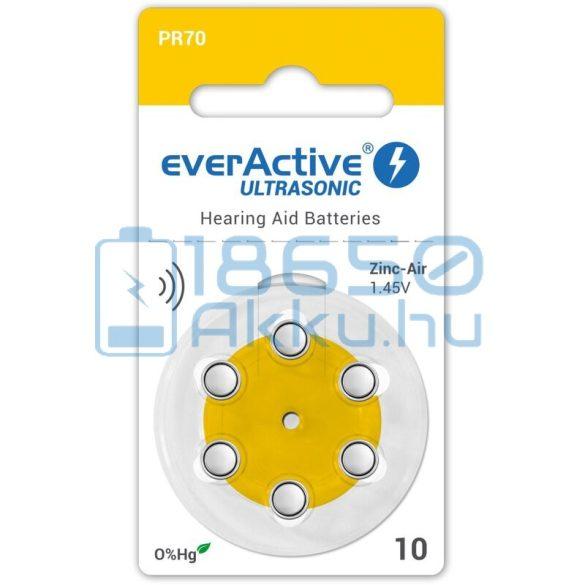EverActive Ultrasonic 10 / PR70 Hallókészülék Elem