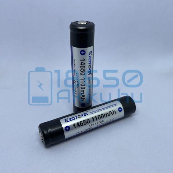 KeepPower 14650 1100mAh 3A Akkumulátor
