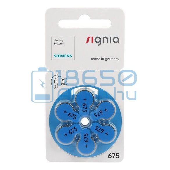 Siemens Signia 675 Hallókészülék Elem