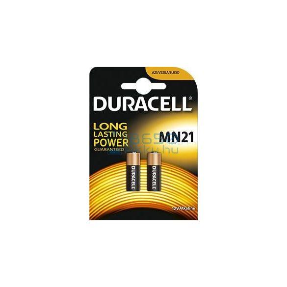 Duracell 23A / MN21 12V Alkáli Elem (2db)