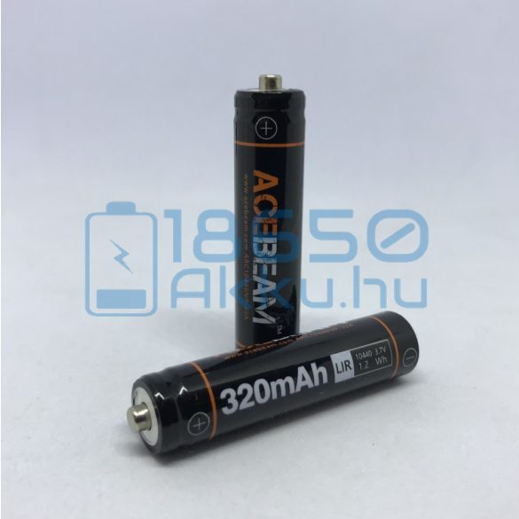 Acebeam ARC10440NP-32A 320mAh