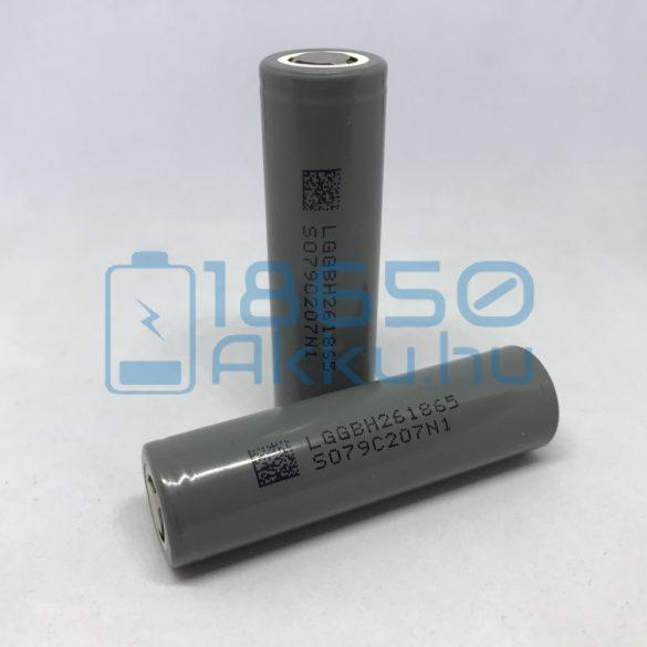 LG H26 - LG INR18650-H26 - LGGBH261865