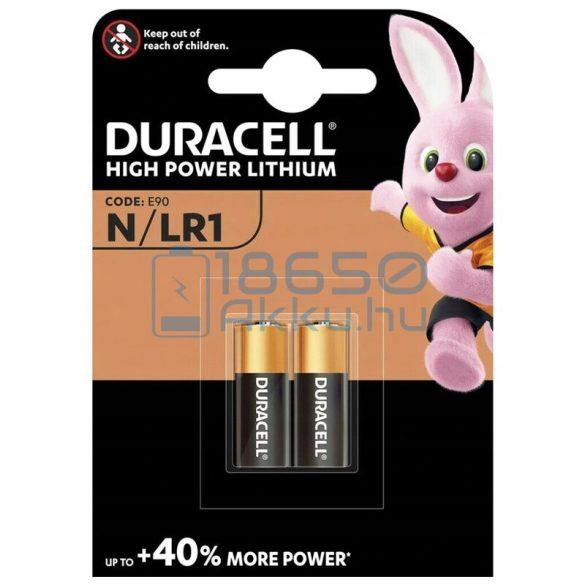 Duracell LR1 / N Alkáli Elem (2db)