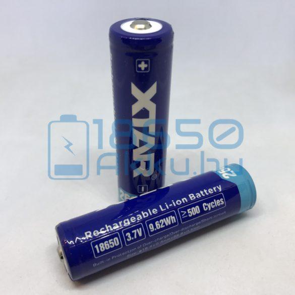 XTAR 18650 2600mah 5,2A