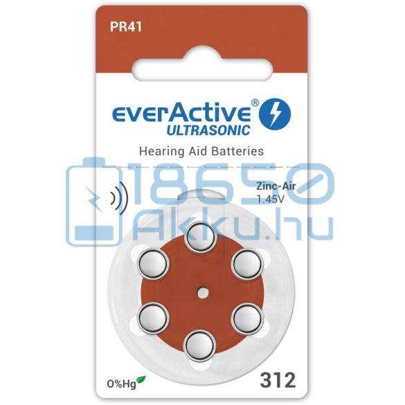 EverActive Ultrasonic 312 / PR41 Hallókészülék Elem