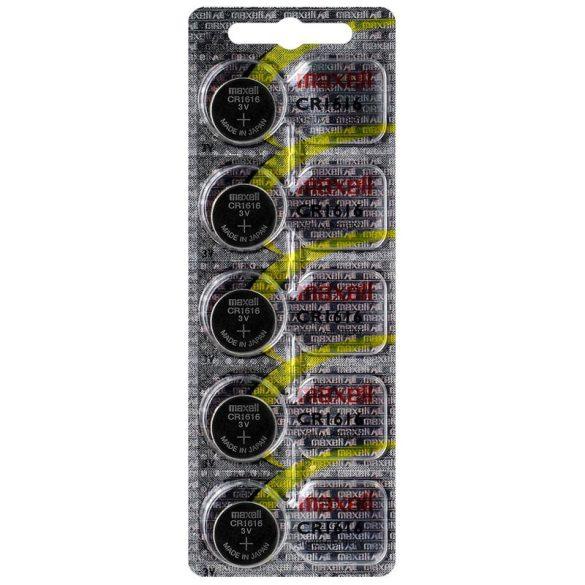 Maxell CR1616 Lítium Gombelem (Hologram)