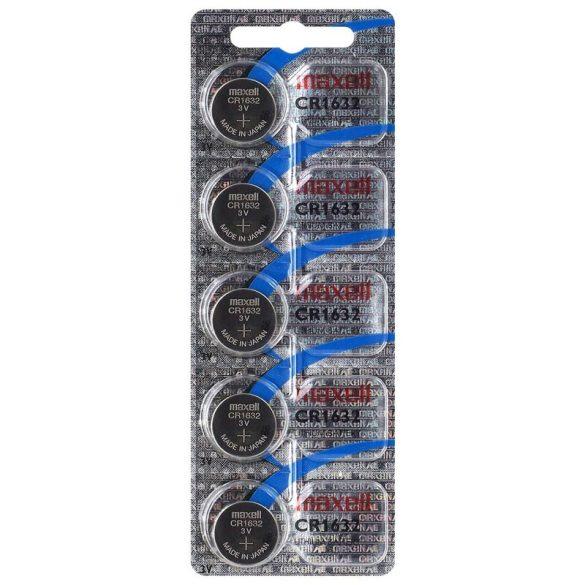 Maxell CR1632 Lítium Gombelem (Hologram)
