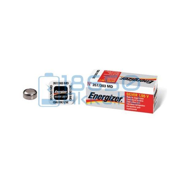 Energizer 303/357 Ezüst-Oxid Gombelem