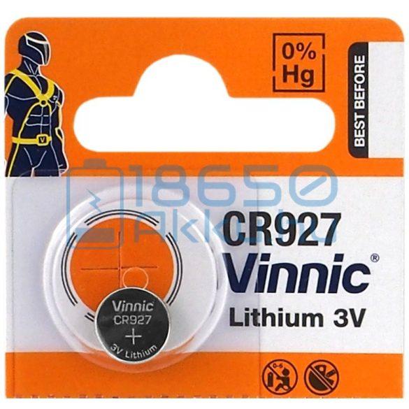 Vinnic CR927 Lítium Gombelem